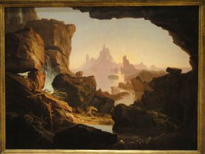 800px-The_Subsiding_of_the_Waters_of_the_Deluge,_1829,_Thomas_Cole_-_SAAM_-_DSC00868